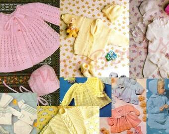 100 Printable BABY and Toddler KNITTING PATTERNS Plus 30 Free Bonus Patterns See Customer Reviews Digital Download