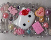 Droid X Hello Kitty Sweets Deco Case