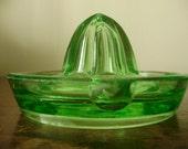 Green Glass Reamer