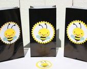 Busy Bee Treat Bags