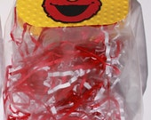 Elmo Goodie Bags & Toppers