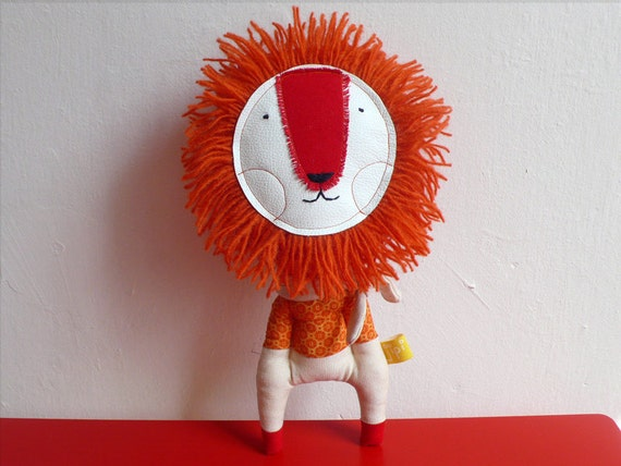 jipijipi Lion - Mr. Lion Heart 03