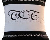 Custom Logo Pillow