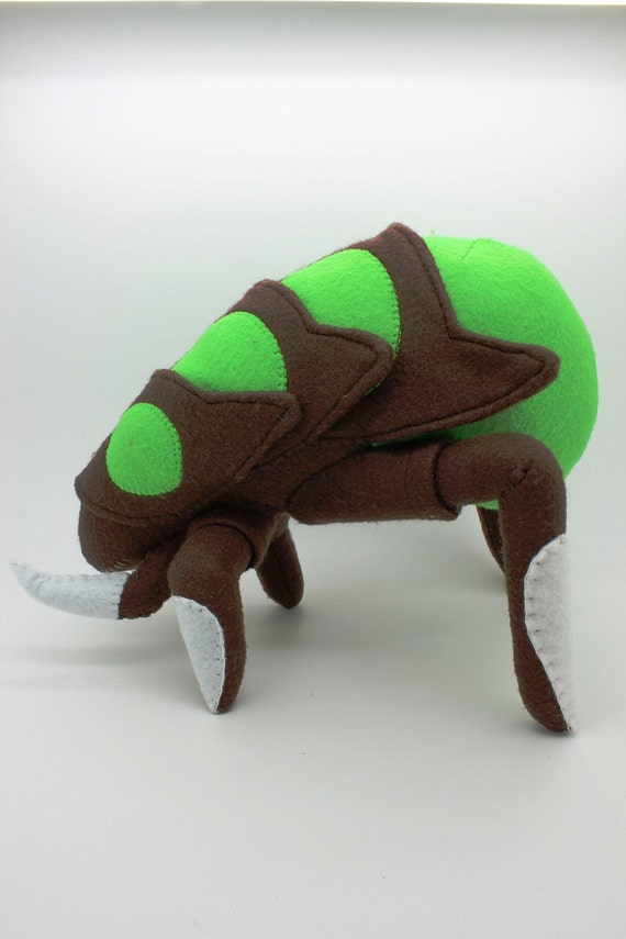 starcraft 2 Baneling, made to order,plush from game