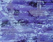 Multi Purple Abstract - Acrylic Painting 16 x 20 - You can CUSTOMIZE - ORIGINAL ARTWORK