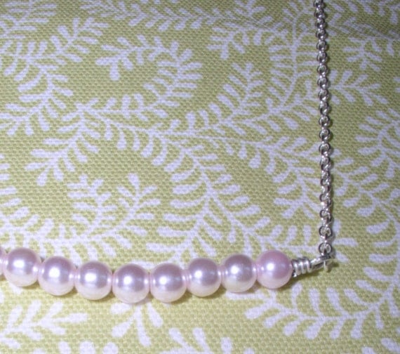 Pretty Maids all in a Row Necklace