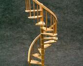 Miniature Spiral Staircase
