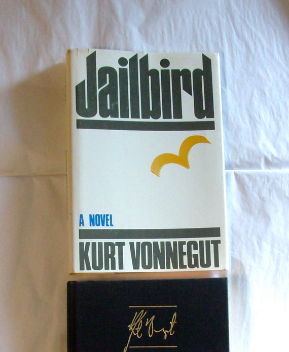 Jailbird by Kurt Vonnegut Signed LTD 1st edition #326/500- High Grade