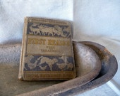 Antique Book First Reader// Childrens Book// Free and Treadwell// 1911 Copyright