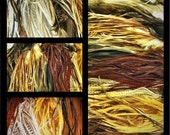 Cocky Feathers MASSIVE SALE 20 Pack - 20 beautiful natural tone feathers & 10 beads
