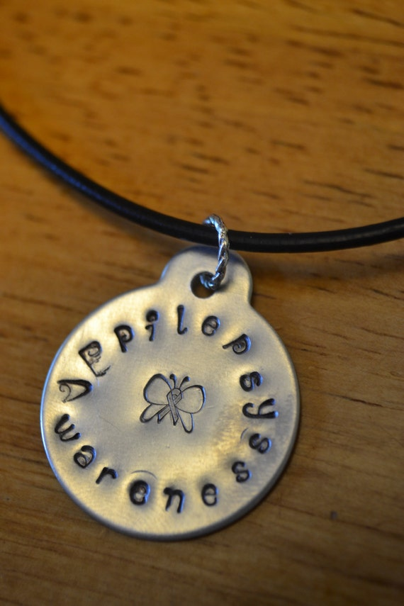 Epilepsy Awareness Pendant