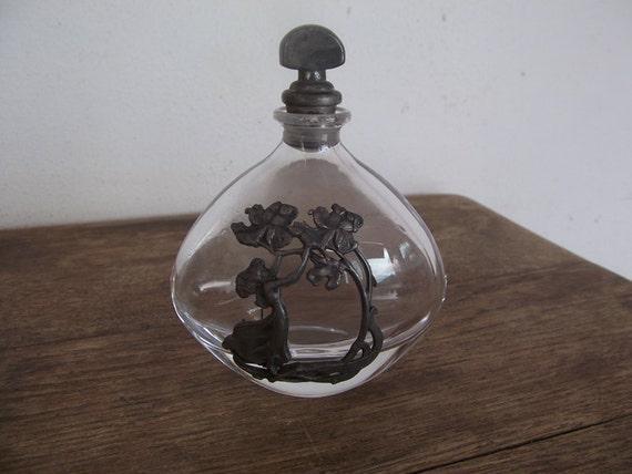 Art Nouveau Perfum Bottle