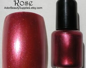 Rose Nail Polish 8 ml Vegan Non-Toxic