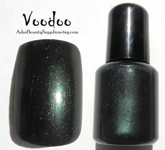 Voodoo Nail Polish 8 ml Vegan Non-Toxic - 7 Deadly Sins