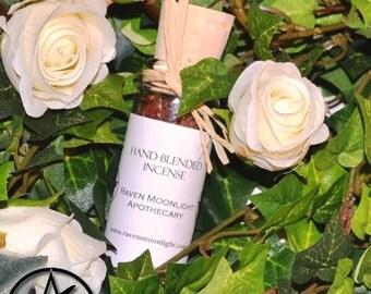 Healing, Hand-Blended Incense