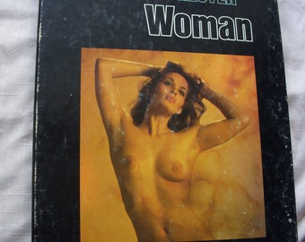 1975 2 book set Man Woman nude photography  by George Hester