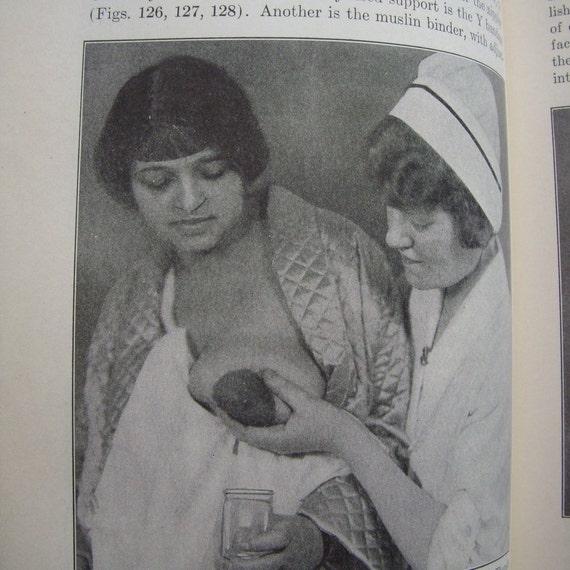 1935 Obstetrical Nursing book