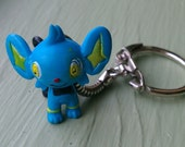 Shinx Pokemon Keychain