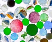 Marbles - photograph 8x8