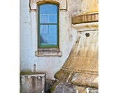 North Head Lighthouse abstract - photograph 8x12