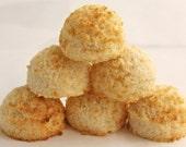 Coconut Macaroons - 1 Dozen Original