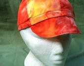 Fiery Cycling Cap