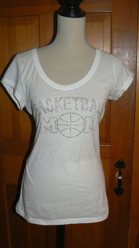 Basketball Mom T-Shirt (Free Shipping)