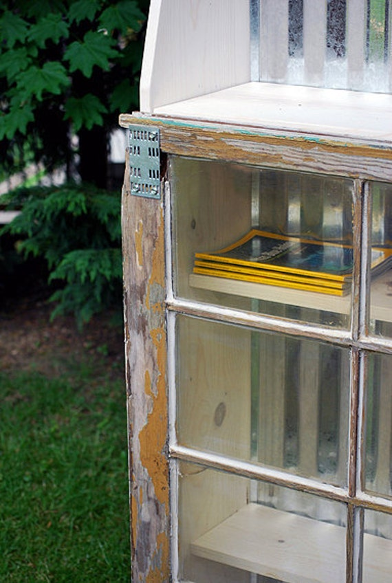 Cabinet / Bookcase - WINDOW To Your TREASURE Series