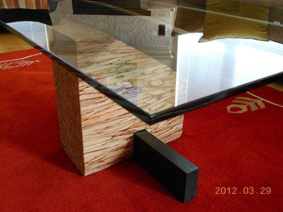 Coffee Table - CLEAR WATER SERIES