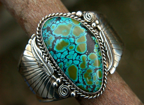Vintage native american jewelry blue boy turquoise silver for Southwestern silver turquoise jewelry