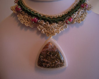 Wear The Stone Of Justice...The Righteous Nephrite From Brazil...ON SALE