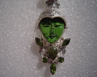 Attact Love by wearing the...Passionate Green Turquoise Goddess....ON SALE