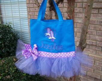 Ballerina Tutu Bag