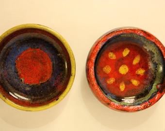 The Sunshine Series glaze ceramic bowl set