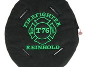 Fire Helmet Padding Replacement - Custom Embroidery