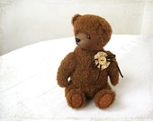 PATTERN Download to create Teddy Bear chocolate Muffin 8 inch