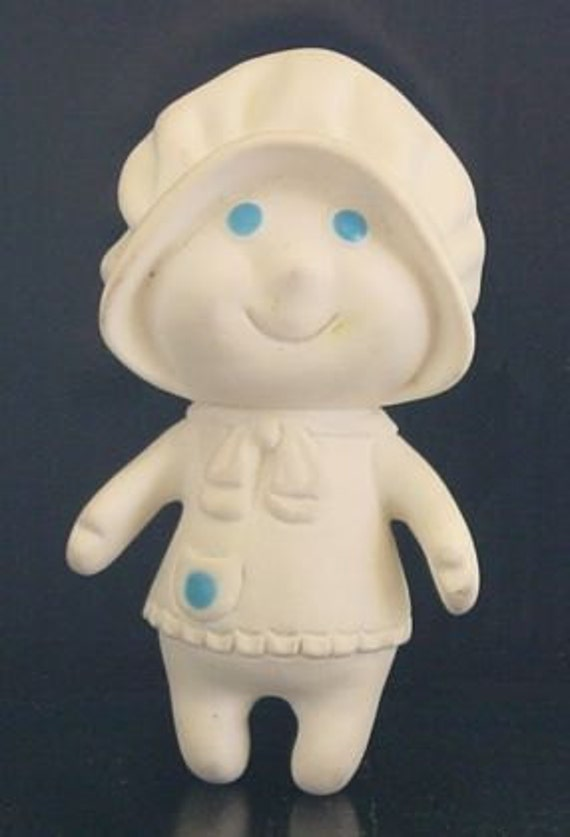 Items Similar To The Pillsbury Dough Girl 1972 Vintage