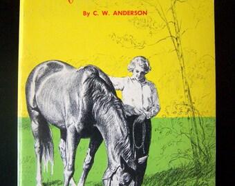 Vintage Children's Book - Afraid To Ride - 1970 (1957)