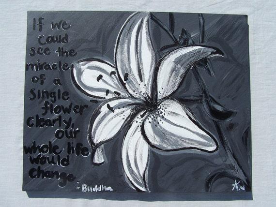 Buddah Lily