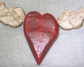 Flying Heart Wall Art