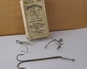 3 Lot Live Minnow Savers Hooks P&K Inc collectible ON SALE
