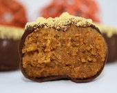 Dreamy Pumpkin Pie Truffles - Free Shipping -