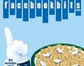 Facebook Social Cereal Poster