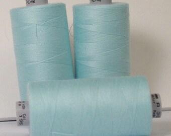 GUTERMANN Thread ONE (1) Spool 1,094yd  Mahara BLUE195
