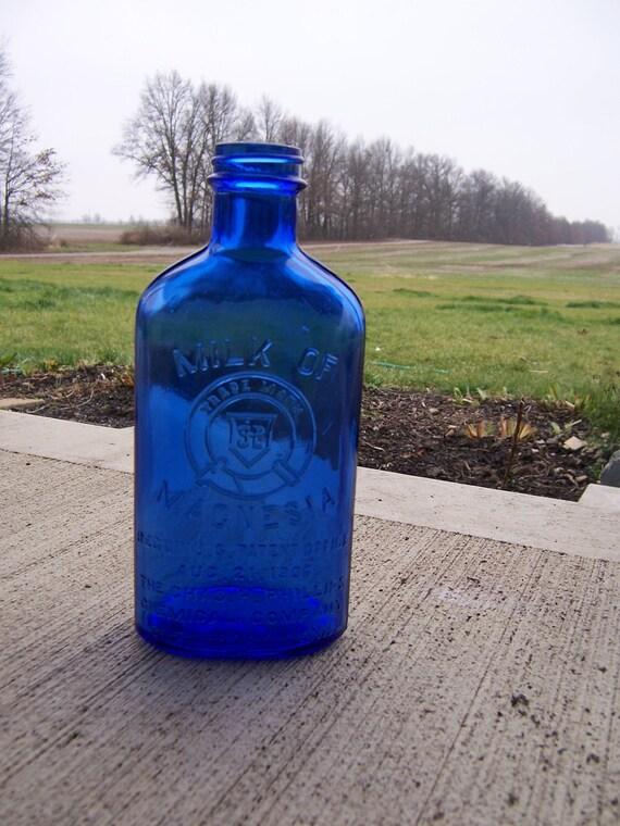 Antique Bottles - Brands