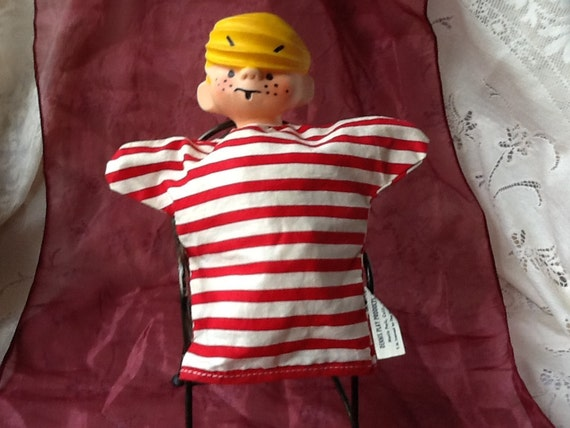 Puppet Dennis The Menace 1950s