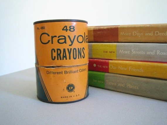RESERVE for Karla / Binney & Smith Crayola Crayons No. 480