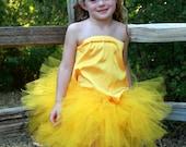 Princess & Halloween Costume - Belle NB - 3T