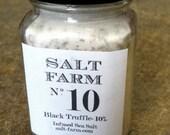 Italian Black Truffle Salt 10%