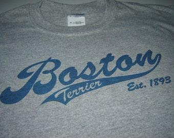 Boston Terrier Shirt Funny dog tshirt Boston Terrier Clothing for Men Women Gift for Boston Terrier dog lovers gifts